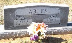 Addie <i>Sadler</i> Ables