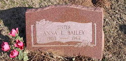 Anna L Bailey