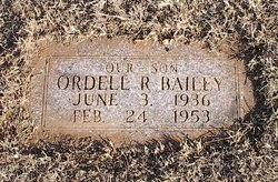 Ordell R Bailey