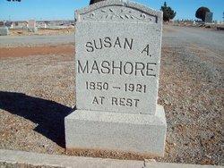 Susan Ann <i>Dorman</i> Mashore