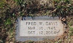 Fred W Davis