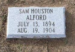 Sam Houston Alford
