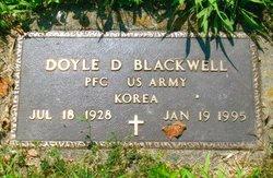 Doyle Dinzel Blackwell, Sr