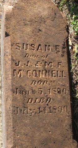 Susan Ethel Ethel McConnell