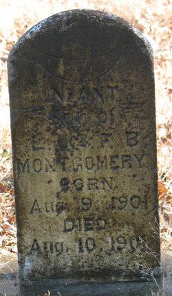 Infant Montgomery