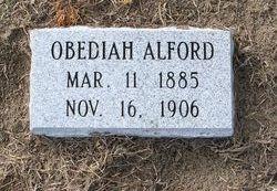Obediah D. Alford