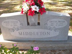 Loretta <i>Prosser</i> Middleton