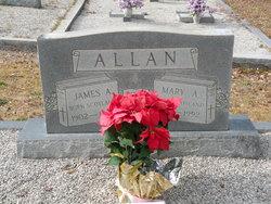 Mary Ann <i>Allardyce</i> Allan