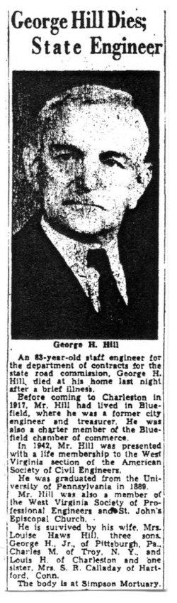 George H. Hill