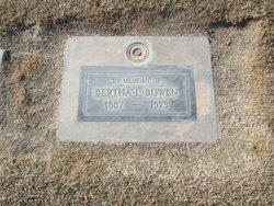 Bertha Lee Bowen
