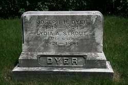 Lydia A. <i>Strout</i> Dyer