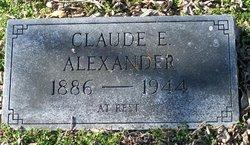 Claude Eugene Alexander