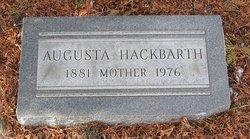 Augusta Gussie <i>Vandreike</i> Hackbarth