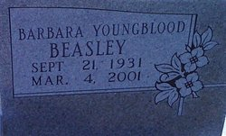 Barbara <i>Youngblood</i> Beasley