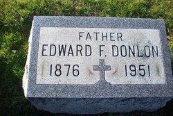Edward F. Donlon