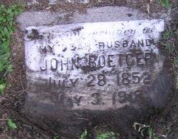 John Boetger