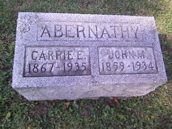 John M. Abernathy