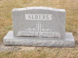 Hartwig F Albers