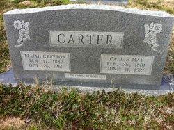 Elijah Crayton Carter