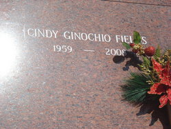 Cindy <i>Ginochio</i> Fields