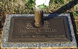 Donald R Allen