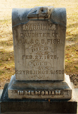 Carrie M. Fish