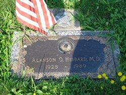 Dr Alanson Orry Hibbard