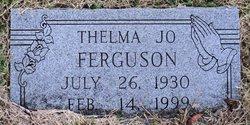 Thelma Jo Ferguson