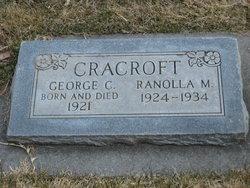 George Claude Cracroft