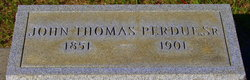 John Thomas Perdue, Sr