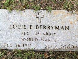 Louie E Berryman
