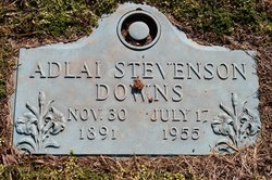 Adlai <i>Stevenson</i> Downs