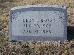 G L Brown