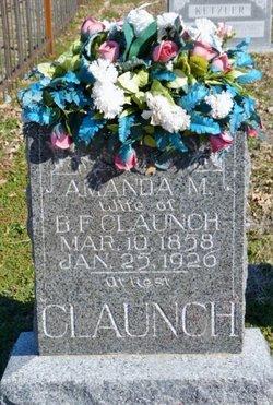 Amanda M <i>Young</i> Claunch