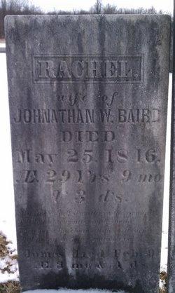 Rachel Baird