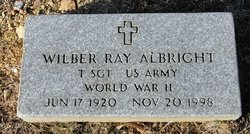 Wilber Ray Albright
