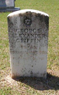 George Alexander Griffin