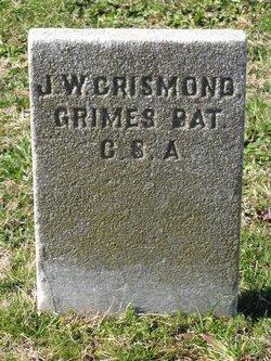 John William Crismond