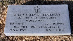 Willis Freeman Edgerley