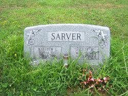 Lucille M. <i>Goughenour</i> Sarver