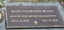 Mary Charlene <i>Wilson</i> Brady