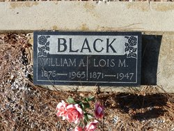 Lois Mary <i>McPhee</i> Black