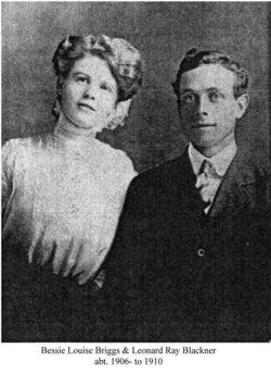 Bessie Louise <i>Briggs</i> Blackner