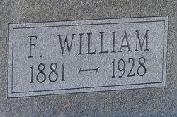 Frederick William Will Ahrens
