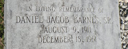 Daniel Jacob Barnes