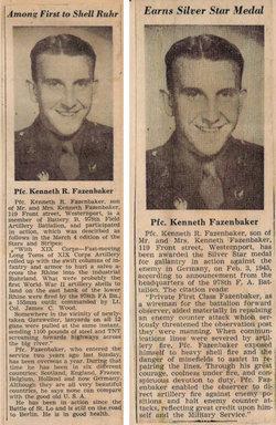 Kenneth R Fazenbaker
