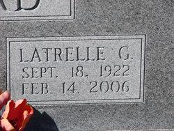 Latrelle Tootsie <i>Gordon</i> Bodaford