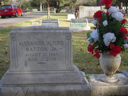 Alexander Alford Batton, Jr