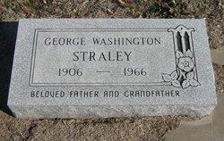 George Washington Straley