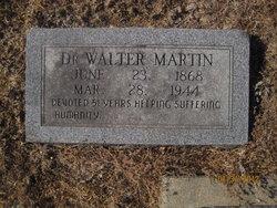 Dr Walter Martin Droll